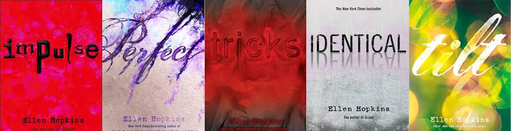 Top 5 Ellen Hopkins Books, by Allie Fogelberg