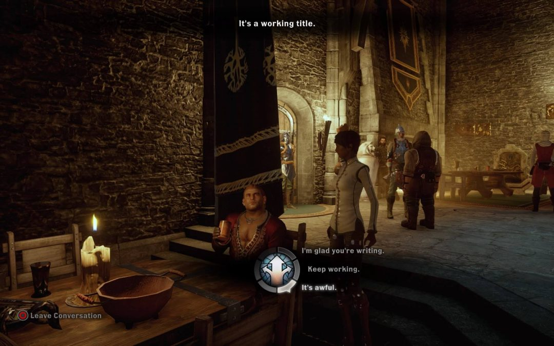 The Power of Narrative in Video Games, by Allie Pikala
