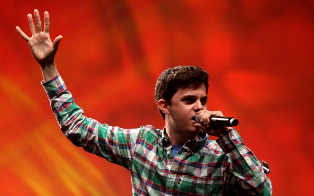 Satisfactions of Slam Poetry: George Watsky, by Sandra Youngs