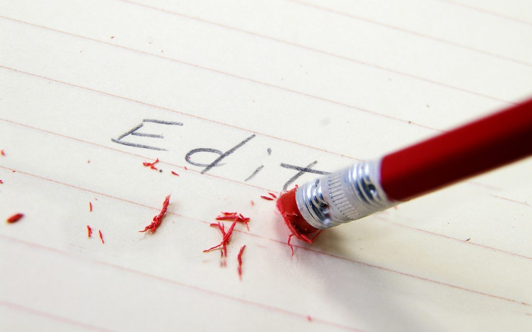 From Good to Great: Two Editing Strategies for Your Fiction
